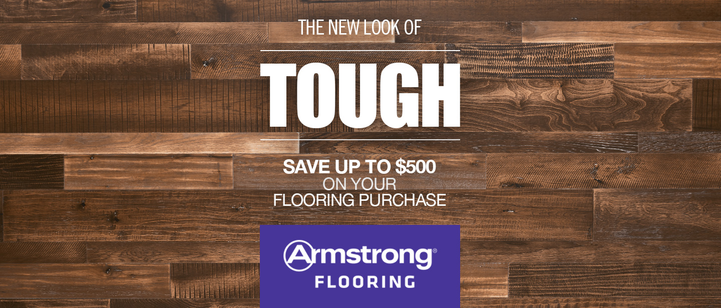 Armstrong Flooring sale